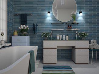Badezimmer: Eine moderne Wohlfühloase gestalten
