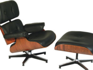 Charles Eames Lounge