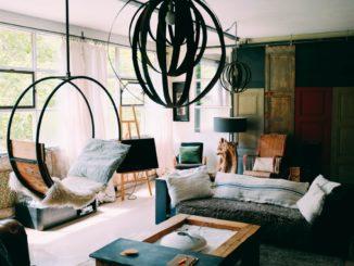 Neugestaltung des Wohnzimmers und Esszimmers – Einrichten, Tipps und Tricks