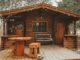 Luxus Gartenhaus – das Blockbohlenhaus mit Fundament
